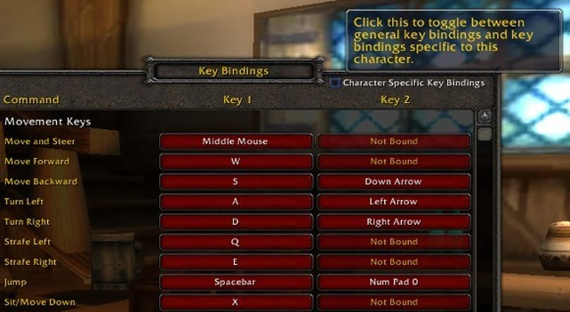 Speed up your gameplay with key bindings and macros