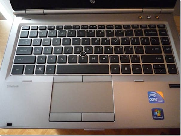 Ivy Bridge-packing HP EliteBook gets reviewed, scores well in early tests