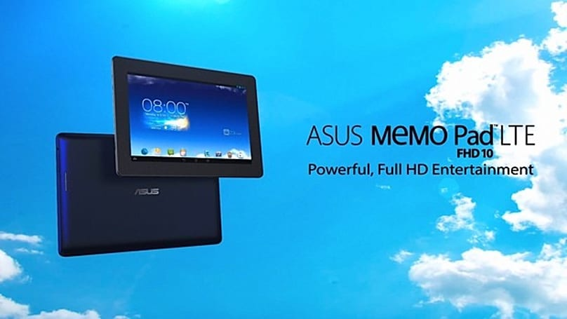 ASUS MeMo Pad FHD 10 LTE specs revealed in official video
