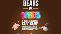 The Oatmeal's latest Kickstarter hit is a monster card game