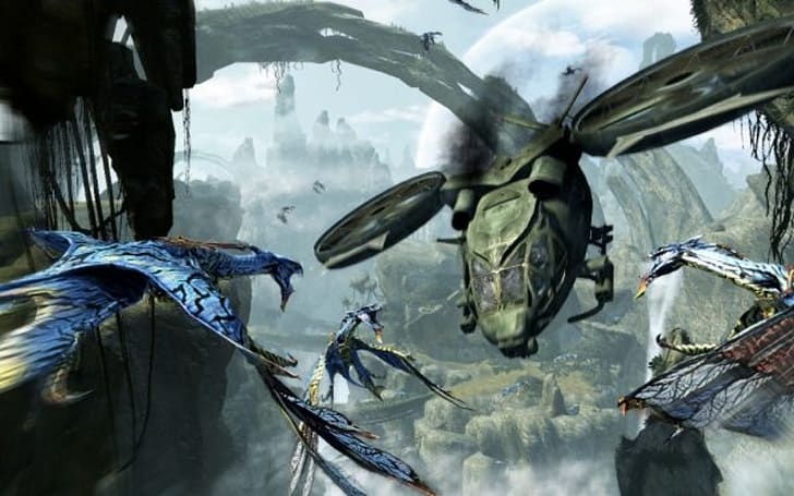 James Cameron's Avatar game coming in stereoscopic Sensio 3D on PlayStation 3 and Xbox 360