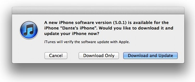 Apple releases iOS 5.0.1, fixes bugs plaguing battery life and document syncing