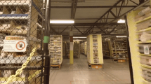 MIt VR durchs Amazon-Logistikzentrum