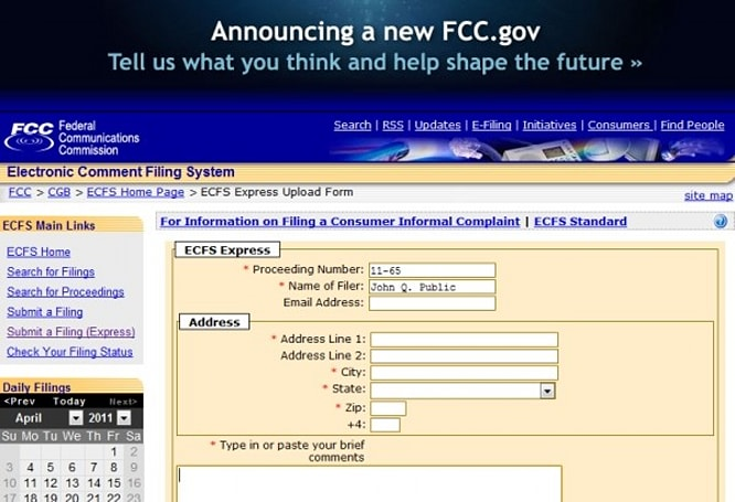 FCC opens floor for public comment on AT&T / T-Mobile deal