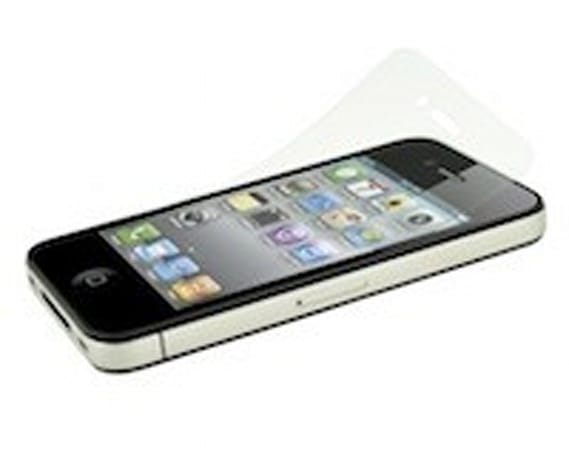 Power Support Crystal Film for iPhone 4 now shipping