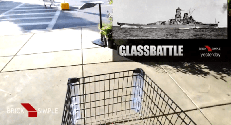 GlassBattle puts Battleship on your face with Google Glass
