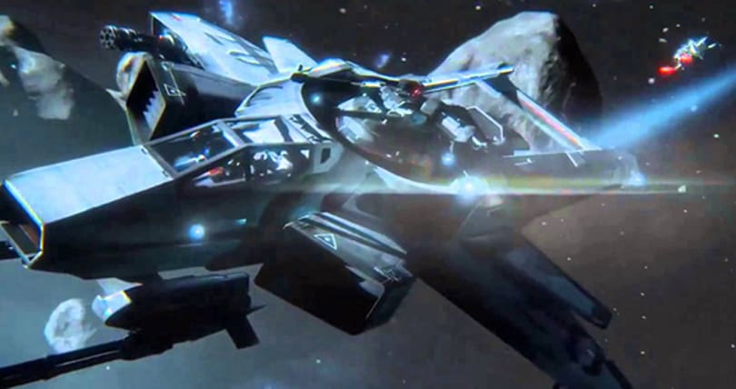 Star Citizen's Hornet available to all backers this week