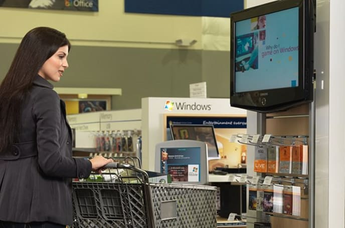 Microsoft gets serious about retail stores with exec hire
