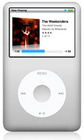 iPod Classic stock low, prompts refresh rumors
