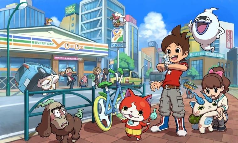 'Yo-Kai Watch 2' invades the US this September