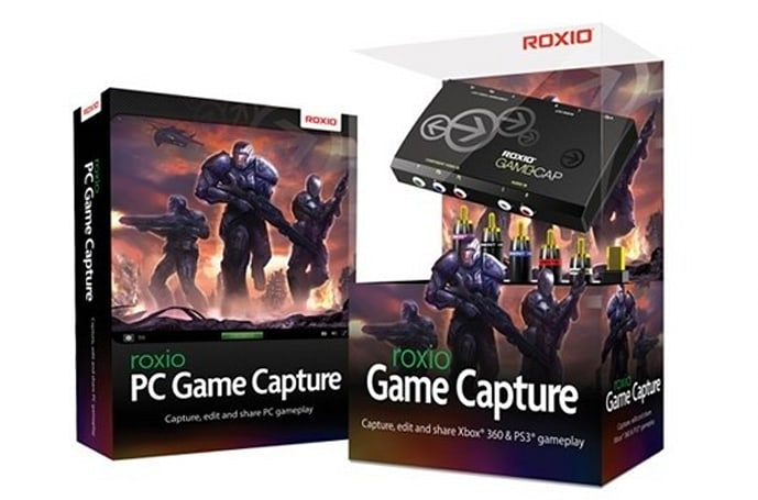 Roxio debuts $100 Game Capture device to record your console heroics
