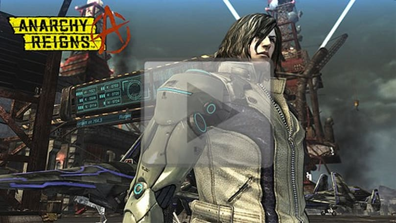 Anarchy Reigns trailer (re)introduces Leo