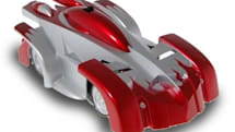 iOS-controlled iW500 RC car defies gravity, paint job may drive you up the wall (video)