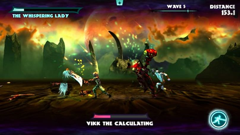 God of Blades out on PC, Mac, Linux with new mode