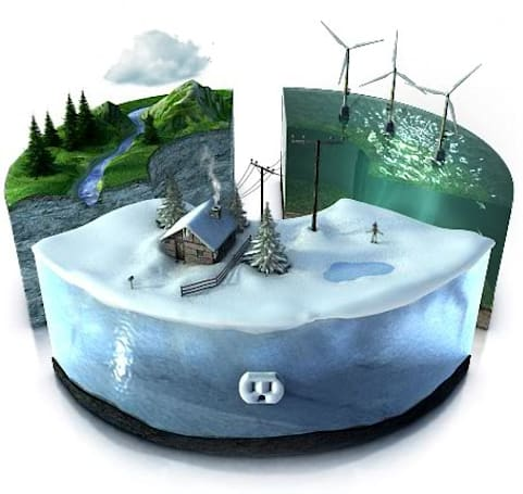 GE's Smart Grid aims to cut home energy consumption to zero, promote world peace