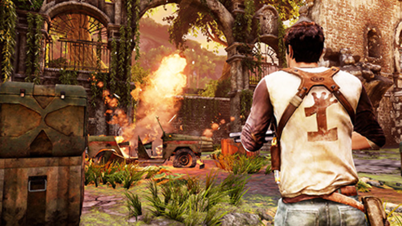 Uncharted 2 multiplayer offering 5x XP, exclusive Drake skin this Saturday