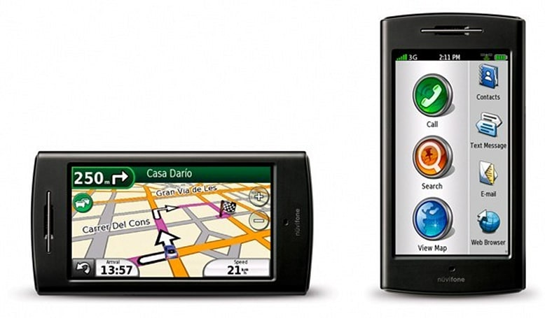 Both flavors of Garmin-Asus nuvifone coming to AT&T?