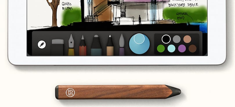 Pencil by FiftyThree stylus shows up in Apple online and retail stores