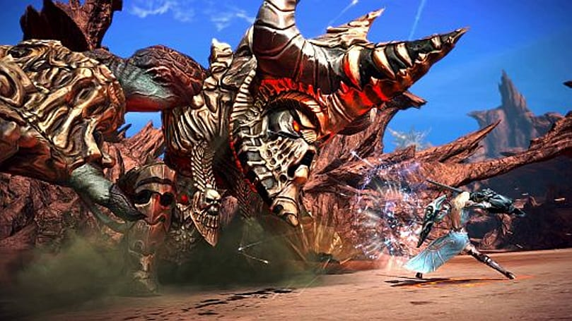 TERA's level cap to hit 65, new continent on its way
