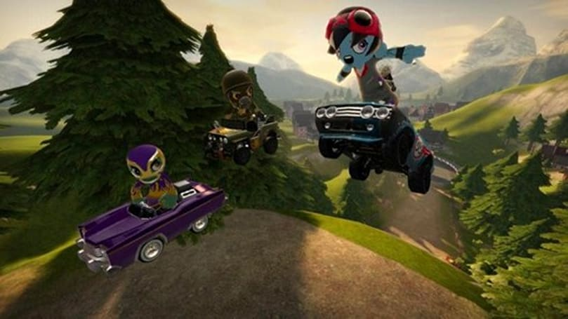 ModNation Racers receives Title Update 1.02 tomorrow