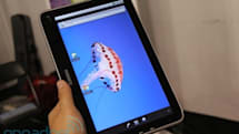 Malata's SMB-A1011 Tegra 2 tablet spotted at GTC 2010, we go hands-on