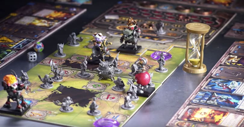 League of Legends' creators made a board game
