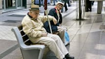 Sensor tech predicts when senior citizens are at risk of falling