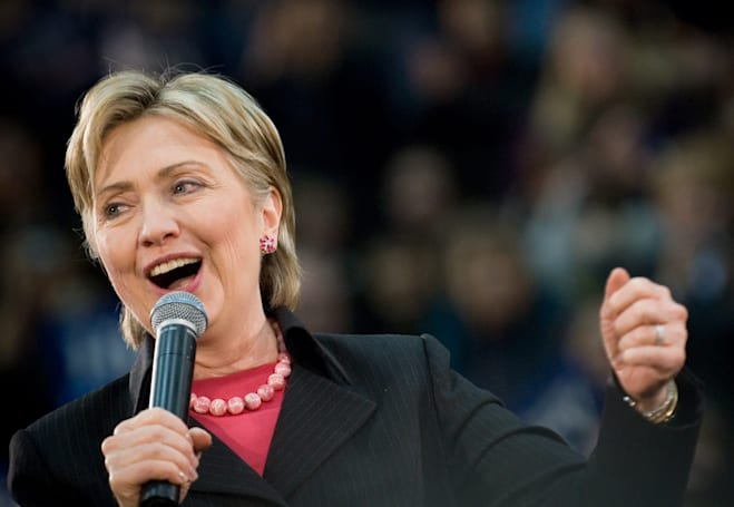 Hillary Clinton's mobile game lets you run your own campaign