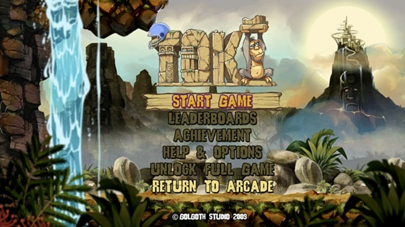 Golgoth forced to find Toki HD publisher for XBLA