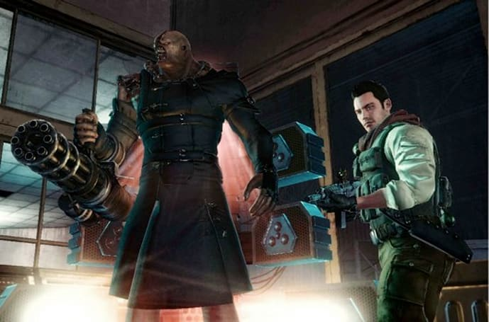 Resident Evil: Operation Raccoon City adds 'Nemesis Mode' DLC exclusively for Xbox 360