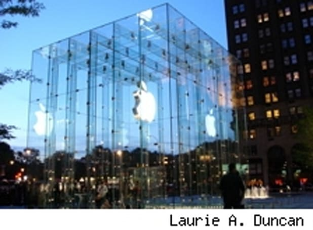Muslim community offended by Apple's Fifth Avenue NYC Cube?