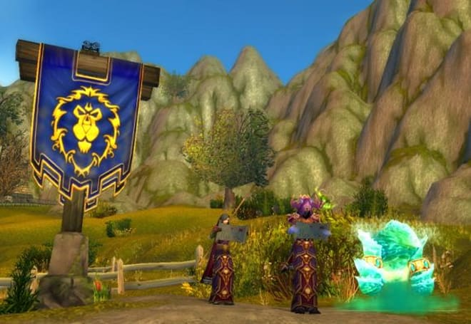 What are your favorite WoW blogs? Let's see them all!
