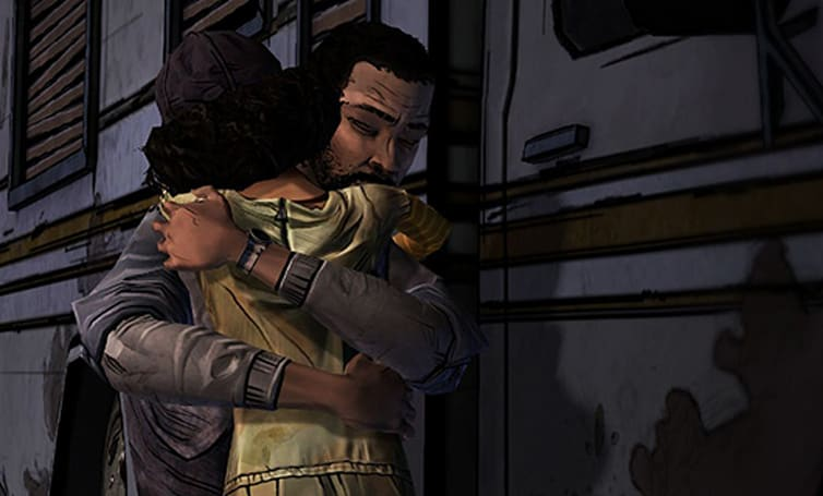 The Walking Dead: Game of the Year Edition seeks whatever fresh brains are left