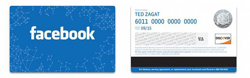 Facebook introduces 'a new type of gift card,' is a lot like the old types