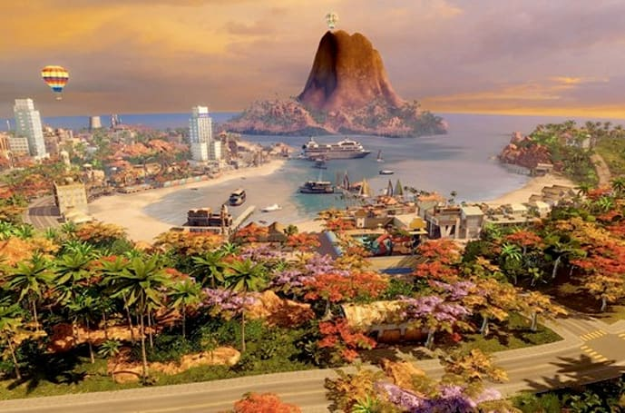 New Tropico in development at Haemimont Games