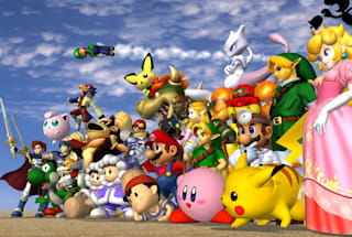 MIT's 'Super Smash Bros.' AI can compete with veteran players