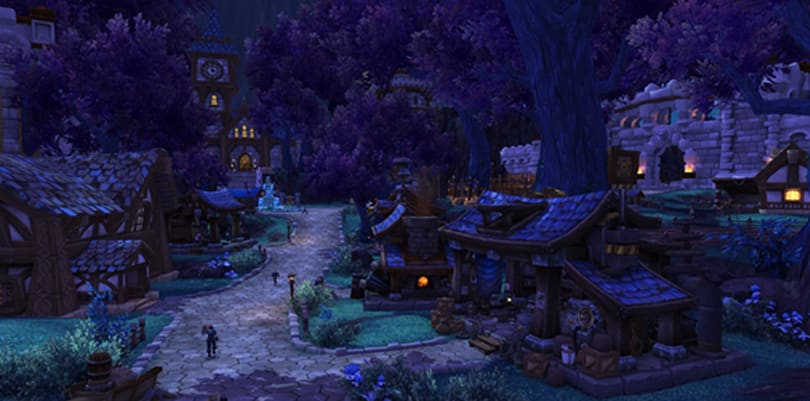 Warlords of Draenor: New garrison screenshots from PAX East