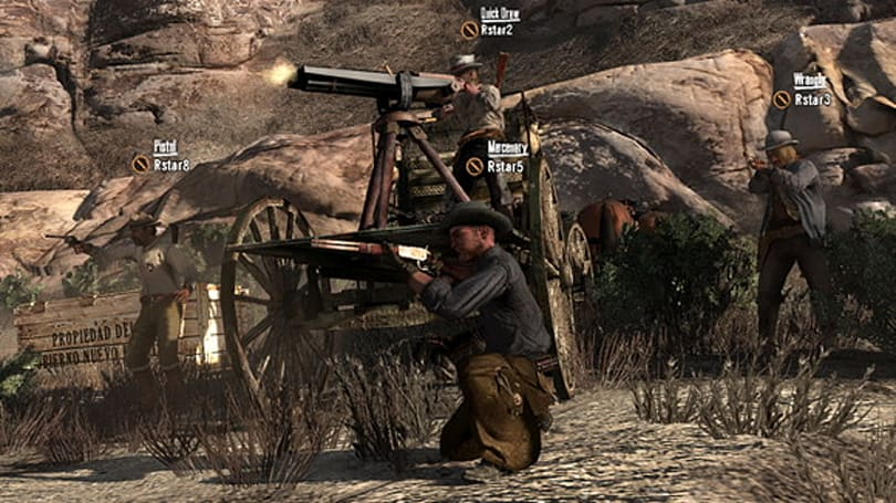 Red Dead Redemption system link problems patched