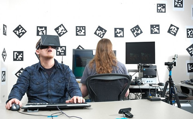 Valve's 'Sea of Cubes,' and the challenges of working with augmented reality