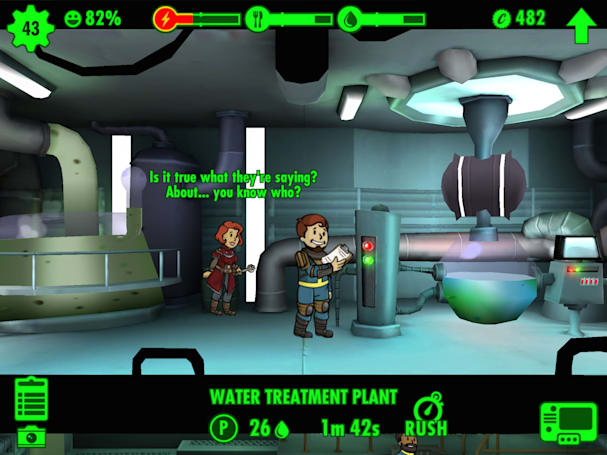 'Fallout Shelter' arrives on Windows 10 and Xbox One next week