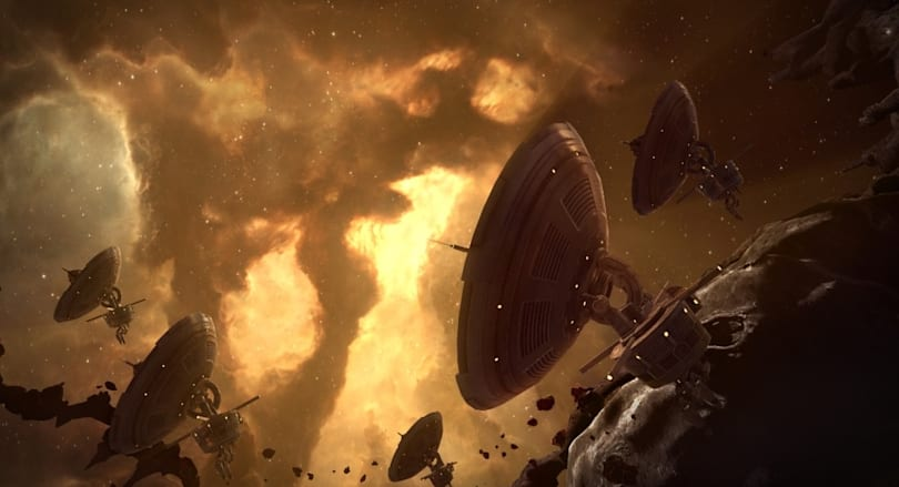 E3 2013: DUST 514 and EVE's virtual reality demo