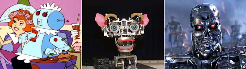 The only thing keeping robots down is you