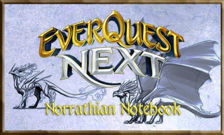 Norrathian Notebook:  EverQuest Next Round Table roundup, round three