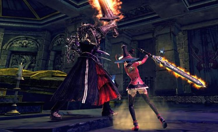 Massively Exclusive: New RaiderZ screens to celebrate open beta