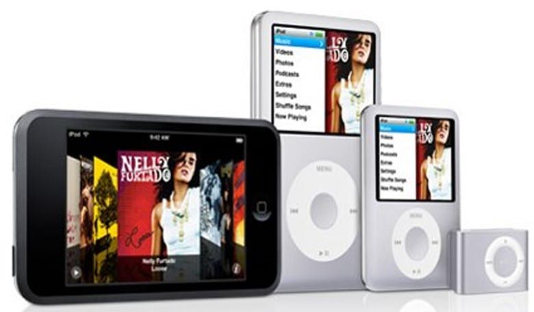 6th Gen iPods won't work with Linux, Winamp