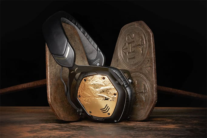 V-Moda unveils a wireless version of its Crossfade headphones