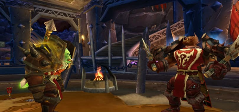 Hotfixes and compensation for Garrosh tokens