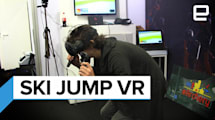 #SkiJump VR makes looking like an idiot fun