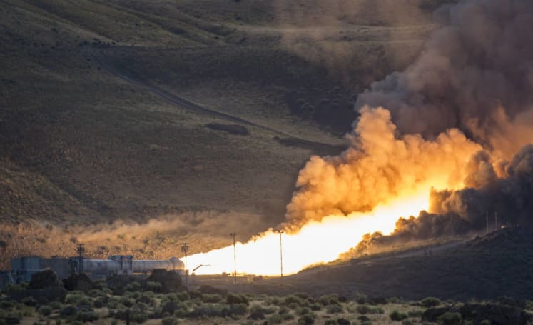 NASA's newest rocket booster is ready for deep space