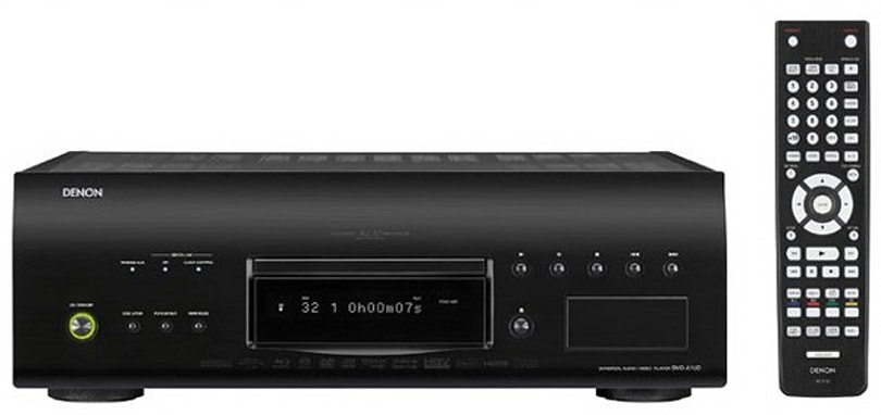 Denon Japan delays DVD-A1UD universal BD player till October